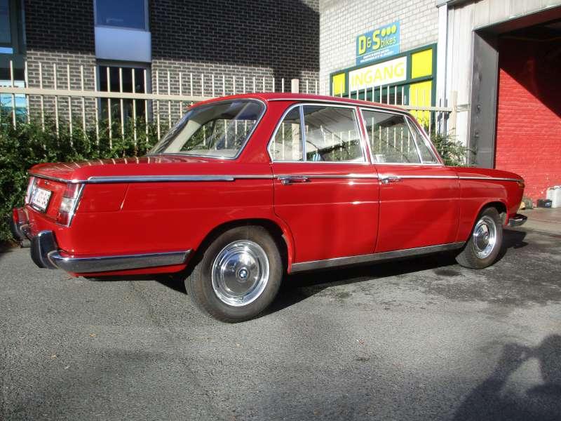 Historic Wheels Meulebeke » Blog Archive BMW 1800 (1964